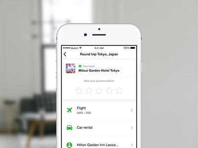 Feedback Card travel service design design ui ux feedback