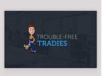 Trouble Free Logo11