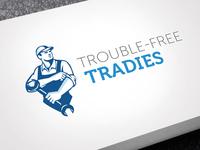 Trouble Free Tradies Logo2