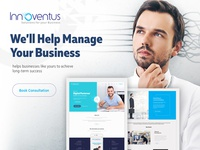 Business Solutions Website