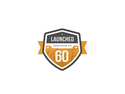 Launch Badge badge