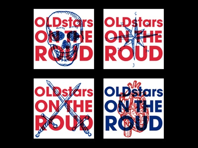 OLDstars ON THE ROUD