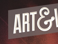 A&? Logo teaser