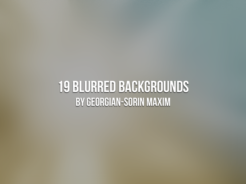 freebie psd 19 blurred backgrounds by georgian sorin maxim
