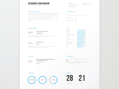 Resume Template | Freebie freebie free resource ai free ai download cv resume