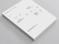 Invoice Template AI Freebie By GeorgianSorin Maxim Dribbble - Invoice template illustrator