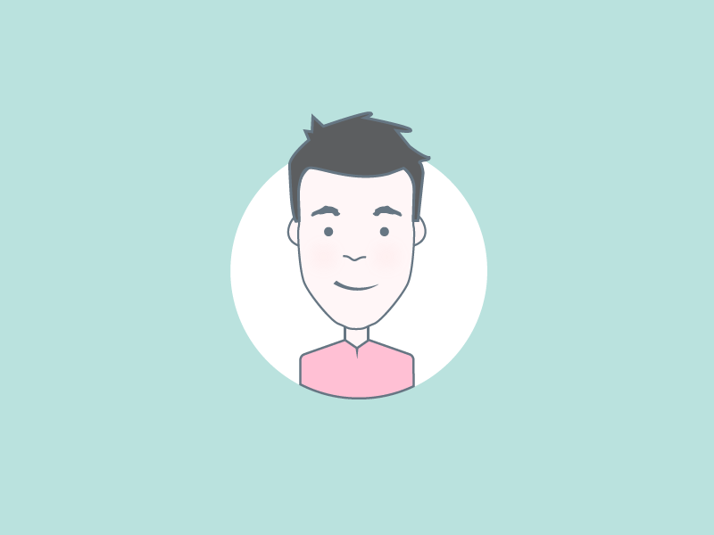 My New Avatar avatar illustration rebound ai flat vector character