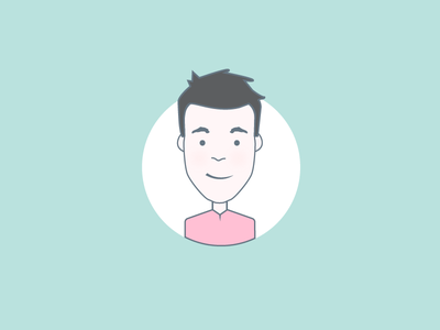 My New Avatar avatar illustration rebound ai flat vector character