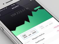 Banking App Prototype