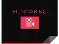 MZed Filmmaking Icon Design