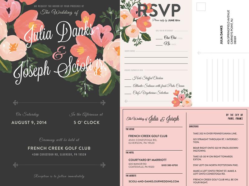 How Big Are Wedding Invitations: Big Sisters Wedding Invitations Full By Justin Danks