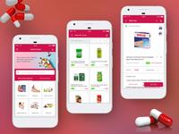 Medizone App UI