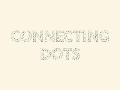 Connecting Dots - Logo design