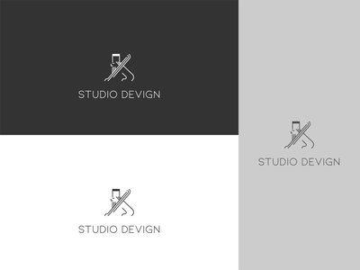 studio devign  logo webdesign marketing logo branding vector illustrator graphic design design