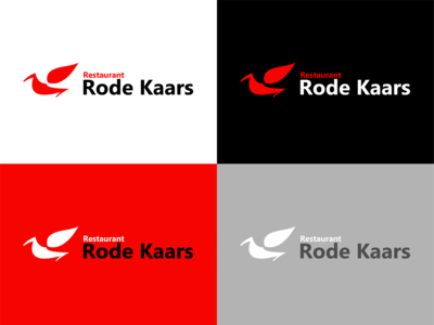 Logo Rode kaars (red candle)