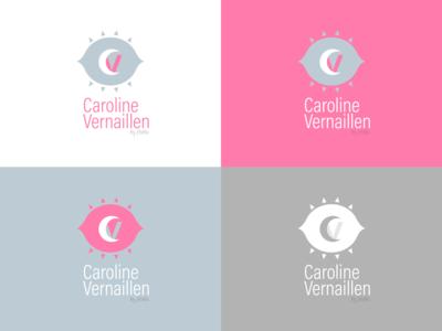 Caroline Vernaillen logo (beauty studio)