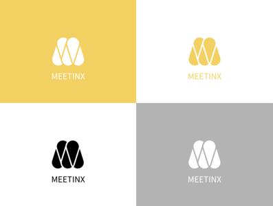 Meetinx logo rebound