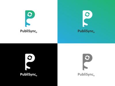 Publisync new logo idea
