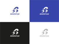 Noventum political party logo