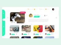Video sharing website exploration