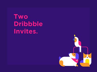 Dribbble Invites new post draft shot dribbble invite