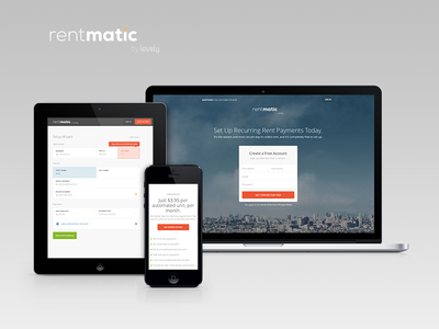 Rentmatic redesign web ui ux design contact form lovely rentmatic interface