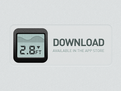 Windward app is live! iphone app windward ios ios5 mobile design ui ux button icon download din store arrow