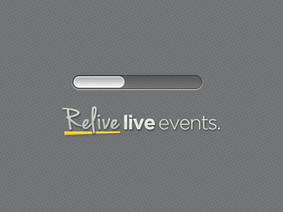 iOS Splash Screen splash screen progress bar loader ios design ui pattern texture