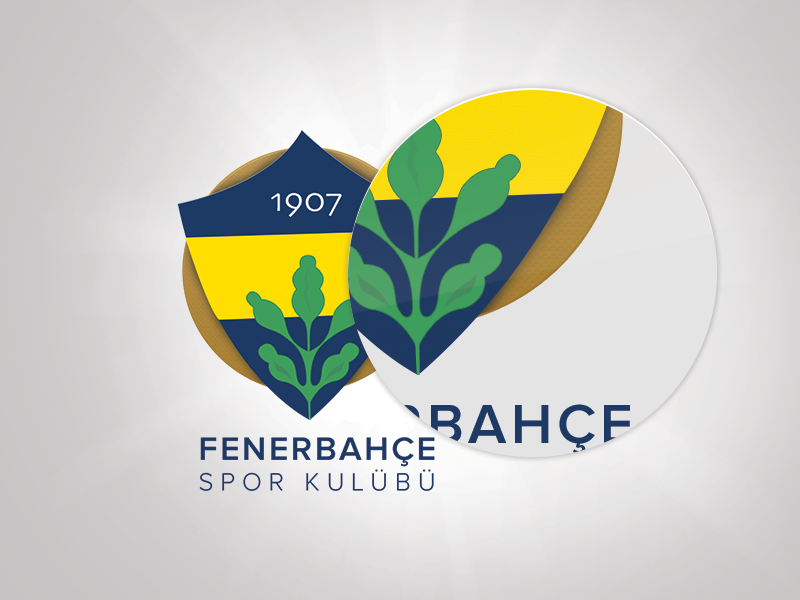 Fenerbahce logo and jerseys redesigned  fenerbahce football soccer logo