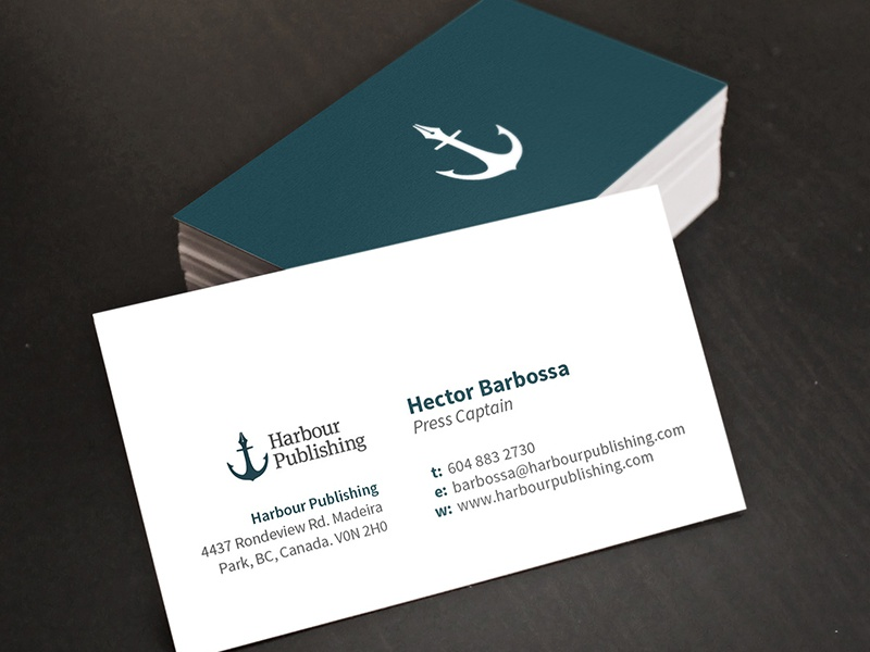 Harbour publishing business cards by aldrich tan dribbble harbour businesscards presentation resized colourmoves