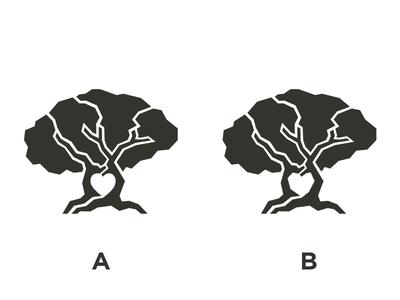 Tree Logo Mark Exploration