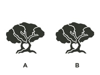 Tree Logo Mark Exploration