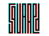 squared - anaglyph