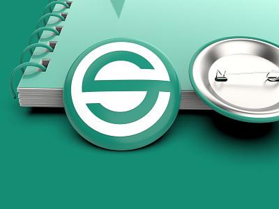 eshikhon es education logotype lettermark e logo eshikhon brand identity branding es letter es logomark