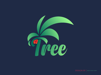 Tree । Logo Design