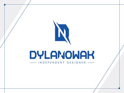 Dylan Nowak   |   Independent Designer freelancer freelancing personal branding design branding redesign redesign logo redesign logo design branding logo design graphic