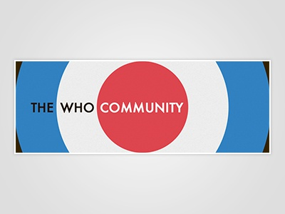 Who community banner