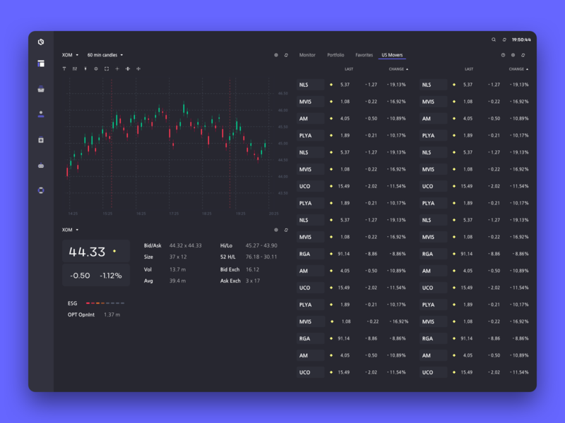 Brokers Dashboard macos apple guide graphic black money business brand crm brokers uidesign interface dashboard app userinterface minimal uiux ui concept design