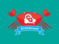#CRABmeet Logo