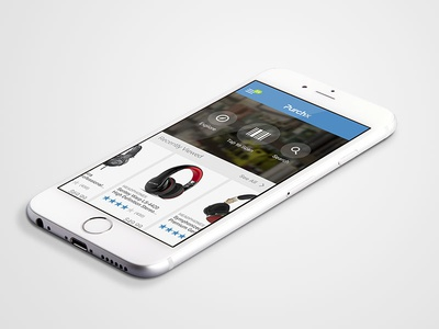 Purchx iOS App