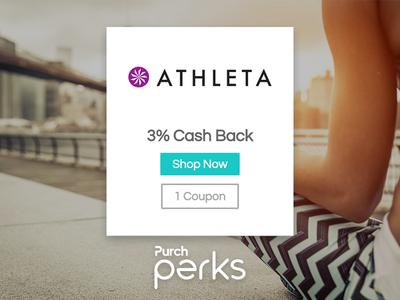 Purch Perks Cash Back Store Tile