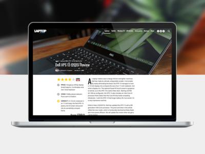 Optimized Laptop Review
