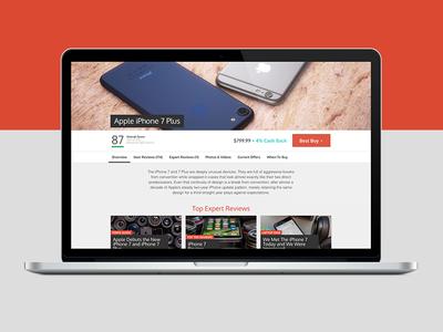 Reviews Aggregation Website