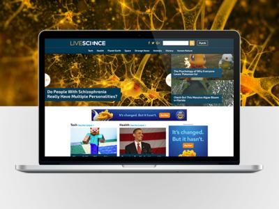 LiveScience.com Home Page 2017