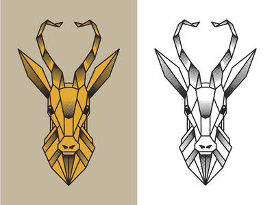 Gazelle Mark illustration mark gazzelle