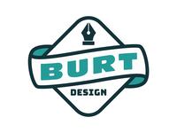 Burt Design Logo