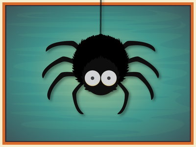 Spooky Spider spooky fear halloween spider