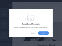 Reset Email Template