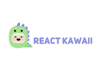 React Kawaii Logo