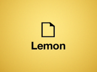 Lemon first Brand